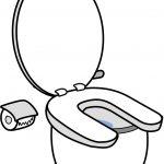 トイレ中の体勢!大便が出にくい時に試してほしい