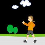意識的に散歩をして習慣にすれば自ずと健康になれます